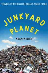 Junkyard Planet cover