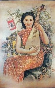 Shanghai girl poster