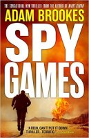 Brookes Spy Games cover